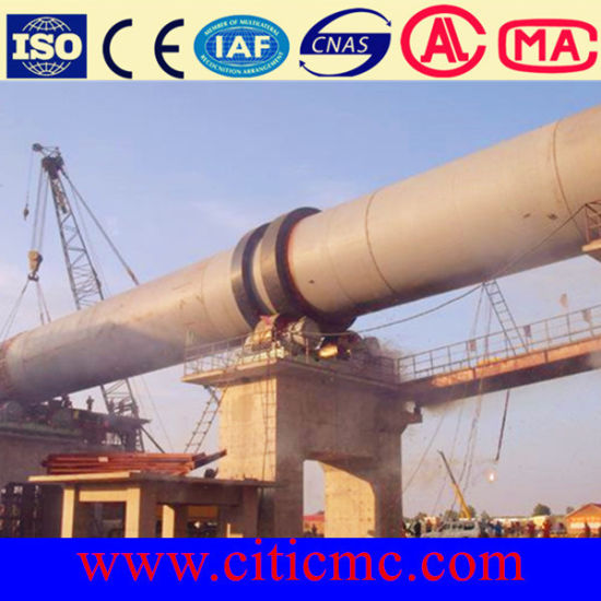 180-12000 Tpd High Output Lime Rotary Kiln for Lime Production Line pictures & photos