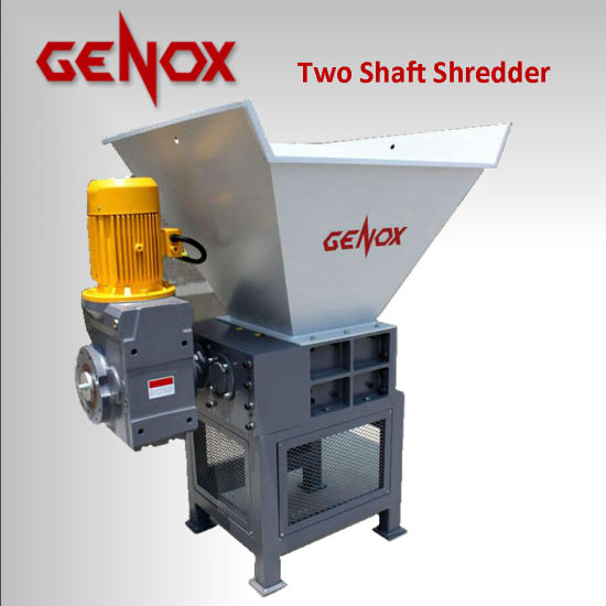 Two Shaft Shredder/ Rotor Shear (M400) /Granulator/Plastic Machine pictures & photos