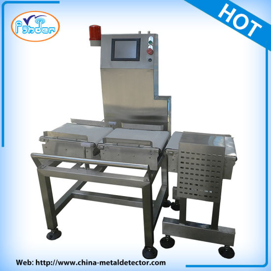 Packaging Weight Control Online Checkweigher pictures & photos