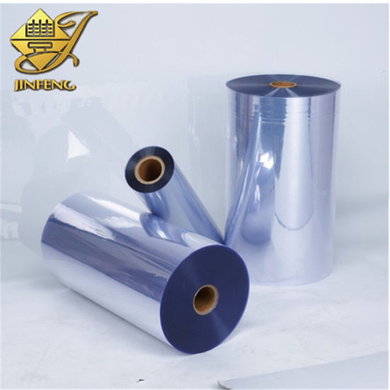 Clear Transparent and Colour Rigid PVC Plastic Film for Thermoforming