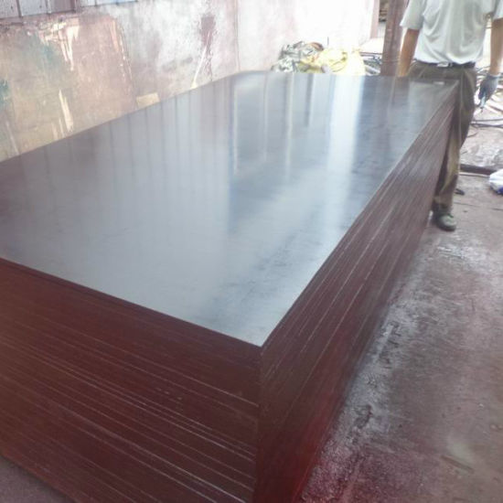 Building Material Formwork /Commercial Plywood /Construction Film Faced Plywood