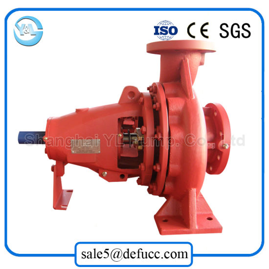Transfer End Suction Mining Centrifugal Water Pump pictures & photos