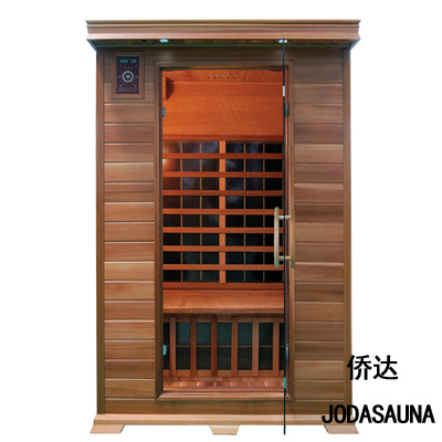 Factory Supply High Quality Smart Far Infrared Sauna for 3-4 Person
