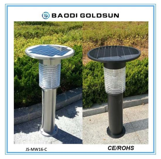 Outside Solar Mosquito Repeller Mosquito Repellent Insect Killer  Ultrasonic/UV Mosquito Repeller