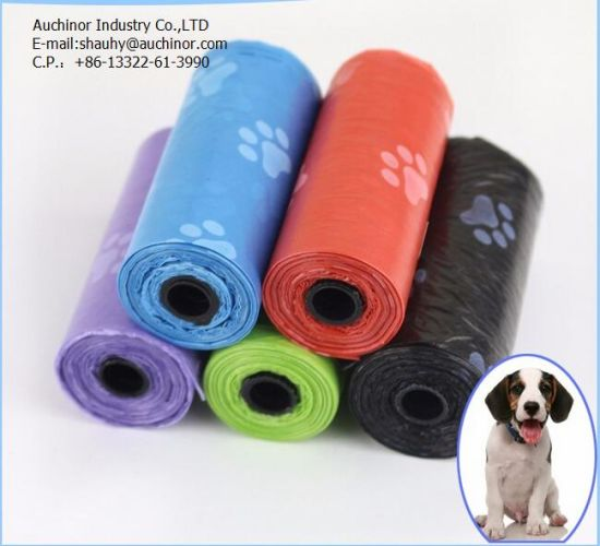 High Quality Biodegradable Doggy Poop Bag pictures & photos