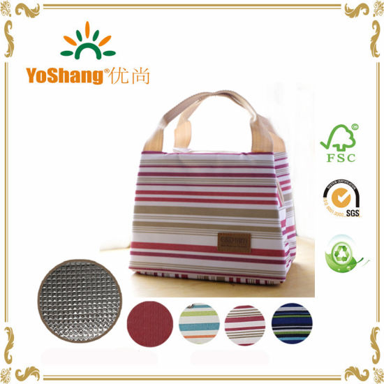 Disposable Cooler Lunch Bag for Frozen Food