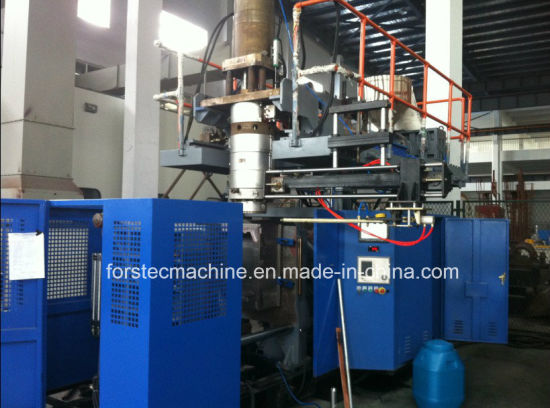PE Drum Extrusion Blow Moulding Machine pictures & photos