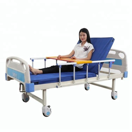 Two Cranks Rotating Ambulance Hospital Bed