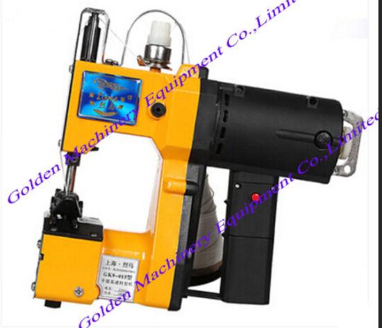 Mini Household Industrial Weaving Woven Bag Sewing Sealing Machine