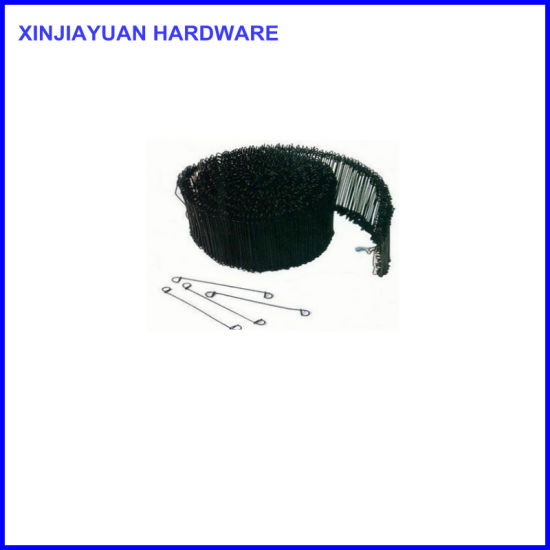 Black Annealed Loop Tie Wire