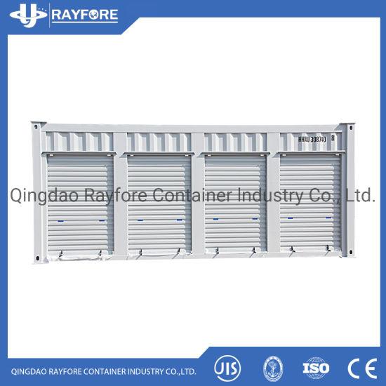 Customized Japan Standard JIS Standard Shutter roller Door Storage Container (customized)