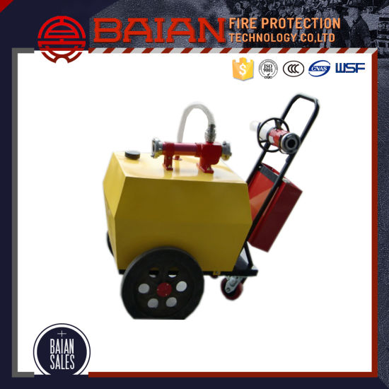 Mobile Foam Unit for Fire Fighting pictures & photos