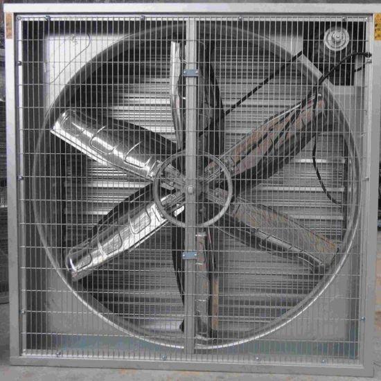 Energy-Saving Industrial Ventilation Fan High Speed Fans for Dairy Farming