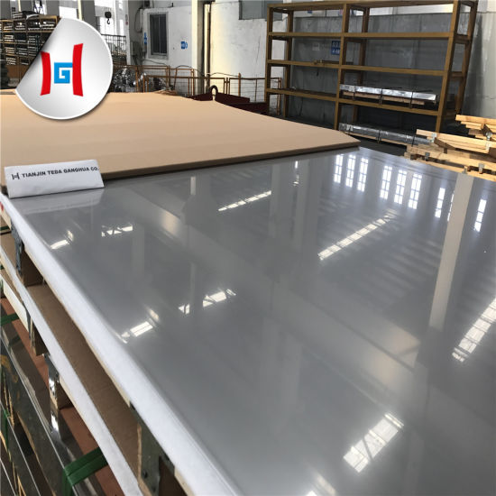 Chinese Steel SUS AISI 304 316L 310S 316ti 317L 430 410s 3cr12 420 8K Mirror Hl No. Stainless Steel Plate / Stainless Steel Sheet