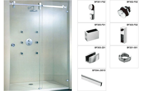 China New Design Shower Enclosure Accessories For Toilet China