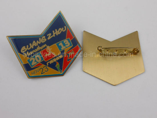 Custom Award Badges, Metal Badges for Souvenir (GZHY-BADGE-021) pictures & photos