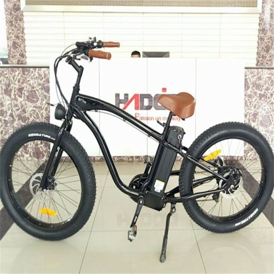 500W E-Bike with Fat Tyre pictures & photos