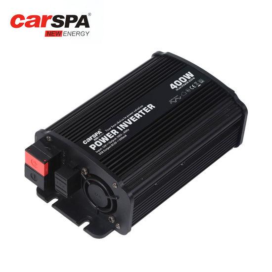 Car Power Inverter 100 Watt DC 12V to 110V AC Converter 2.1A USB Car Adapter New