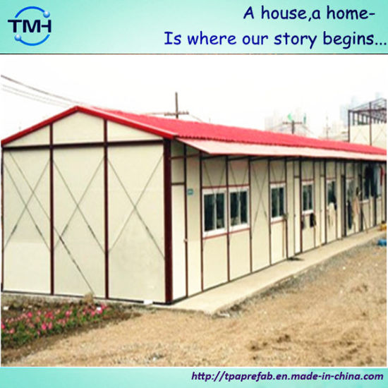 Low Cost Steel Frame House Make in China - China Steel Frame House ...