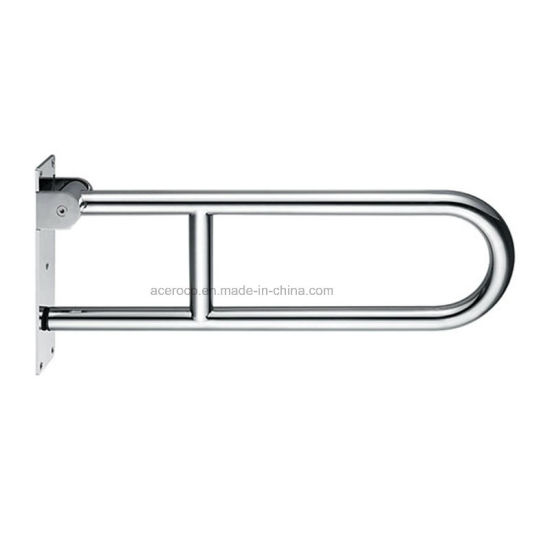 Stainless Steel Swing Grab Bar Handrail for Disabled People (GB-3331) pictures & photos