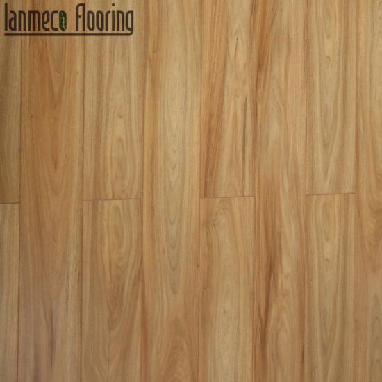 High Gloss Glitter Laminated Floor, Best Pattern For Laminate Flooring