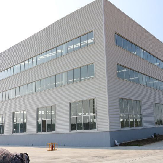 New Construction Design Chinese Steel Big Prefabricated Warehouse pictures & photos
