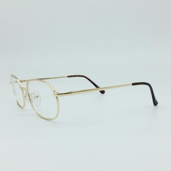 New Design Metal Spectacle Frames Glasses pictures & photos