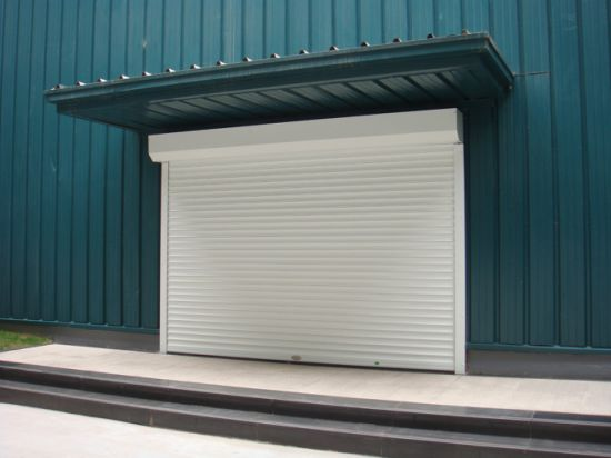 Industrial Louver Door pictures & photos