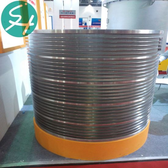 Pressure Screen Basket for Paper Machine pictures & photos