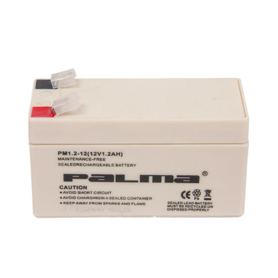 Japanese Technology VRLA Battery 12V 1.2ah for UPS System pictures & photos