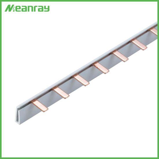 Manufacturer Terminal Block Connector Copper Busbar 1p 80A Pin Type Busbar
