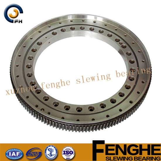 Three-Row Roller Slewing Bearing - External Gear pictures & photos