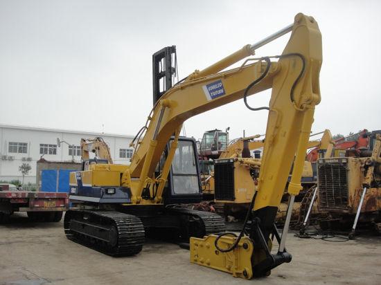 20 Tonne Sk07 Used Kobelco Excavators Crawler 0 8cbm Bucket Capacity New  Paint