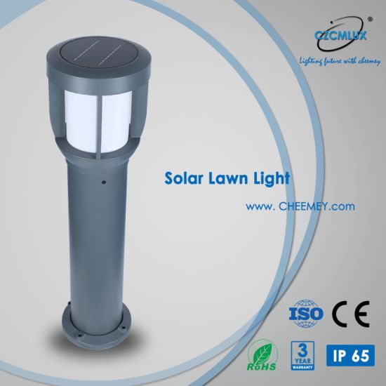 Quick Installation Solar Lawn Lamp Outdoor Garden Lights with Lithium Battery