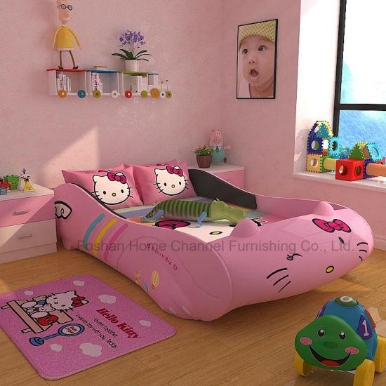 Image of: Modern Kids Furniture On Modern Kids Furniture Car Bedhct5 princess Bed China