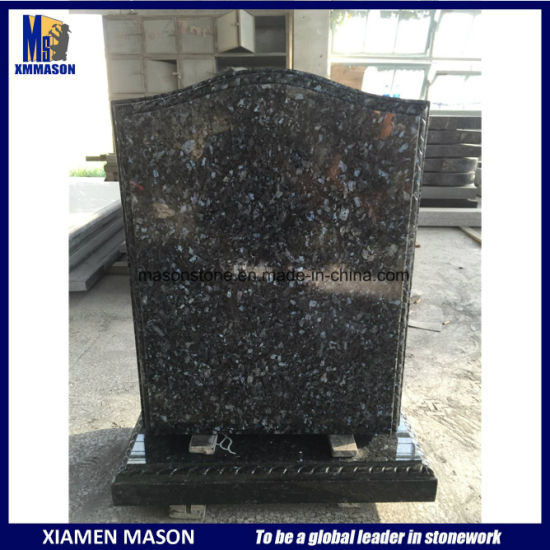 Factory Wholesale Cheap Price Standard Size Headstone for Grave