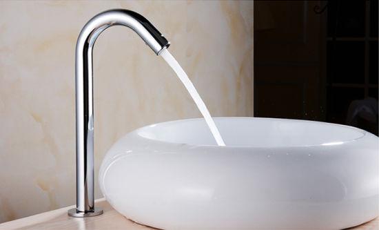China Top Design Automatic Sensor Faucet Bathroom Sensor Faucet ...