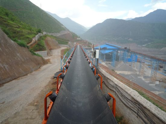Bulk Material Handling Solution for Power Plant Quarry and Cement Plant