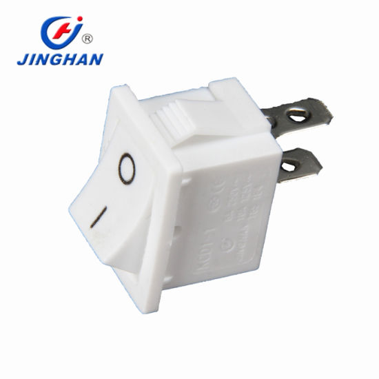 2 Pin 2 Position Boat Rocker Switch for Truck Car