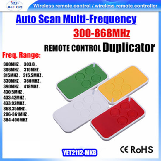 Cheaper Universal RF 433MHz Remote Control Switch Ns PRO Controller for Smart Home Devices Gate
