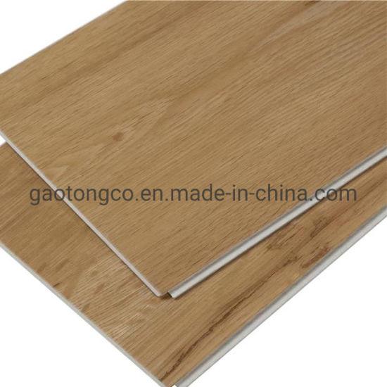 Unilin Click PVC Plastic Flooring 4mm Vinyl Planks Luxury Spc Flooring