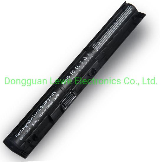 for HP Ri04 14.8V 2200mAh Laptop Battery for HP Probook 450 Series