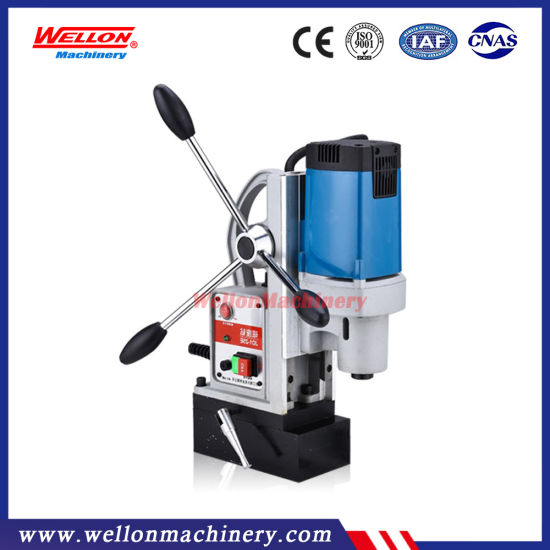 Magnetic Driller Machine (JD1-30E) Drilling Tapping Machine