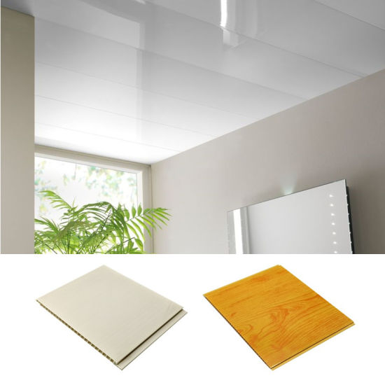 China 7mm Thickness Building Waterproof Material White