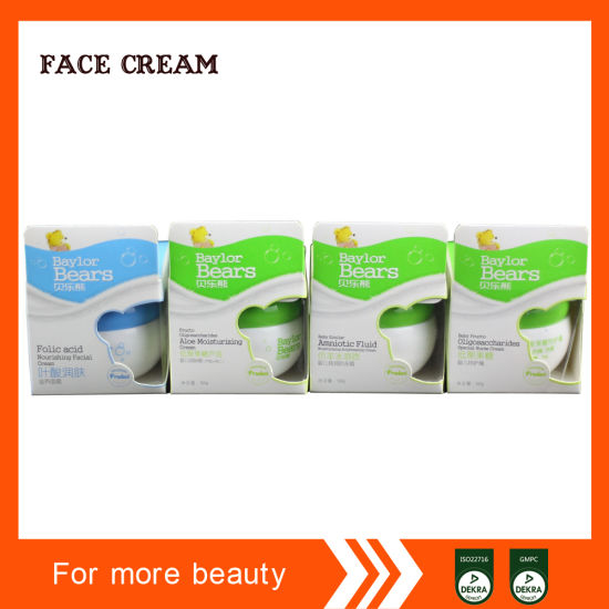 Folic Acid Nourishing Facial Cream pictures & photos