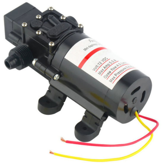 4 L/M Children Education Marine 60W Small Low Press Motor Water Self Priming Pump pictures & photos