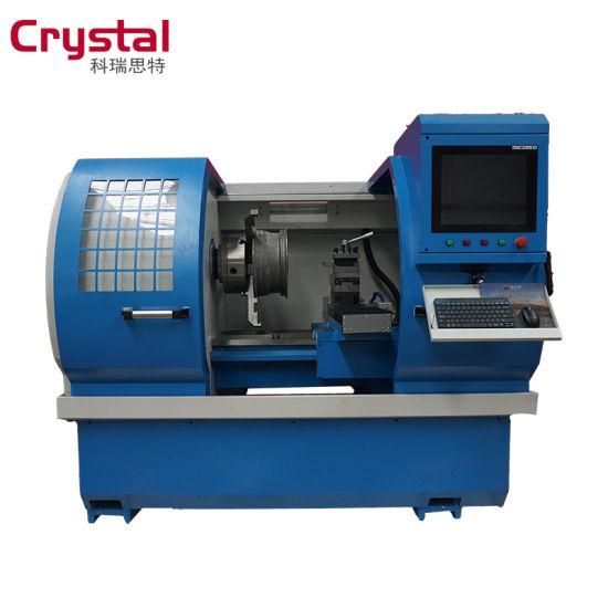 Wrm26h Mag Wheel Repair Diamond Wheel Cutter Aluminum Wheel Polishing Machine