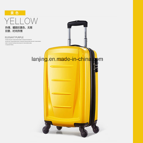 Fashion Design ABS+PC Travel Luggage Trolley Luggage Bag /Luggage Extended pictures & photos