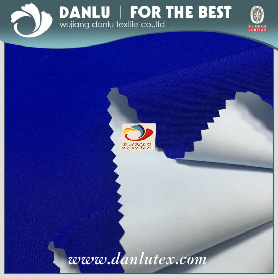RPET Membrane Polyester Functional Fabric for Jackets, Uniform
