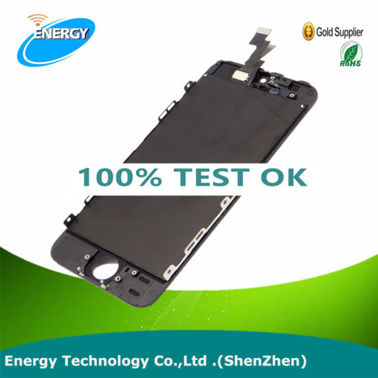 for Apple iPhone 5s LCD, for iPhone 5s LCD Digitizer Touch Screen Assembly pictures & photos